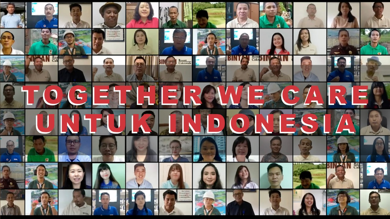 Together We Care by Gallant Venture for Indonesia